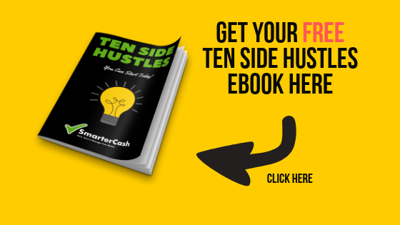 ten side hustles ebook call to action